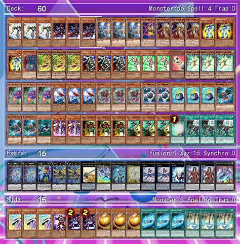 Strongest Yugioh Deck Type 28 Images Crunchyroll