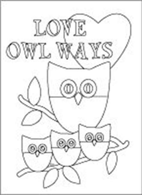 happy birthday owl coloring pages 1000 images about printables greeting cards on pinterest