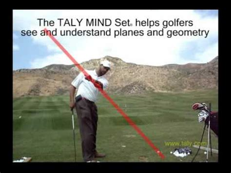golf swing geometry taly explains his golf swing mechanics and geometry with