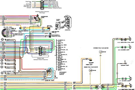 1970 chevy c10 wiring diagram webtor me