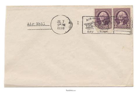 Letter Mail letter envelope