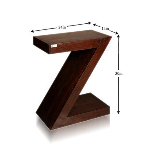 Z Shaped Side Table with Shopping India Shop For Furniture D 233 Cor Furnishings Kitchenware Dining Home