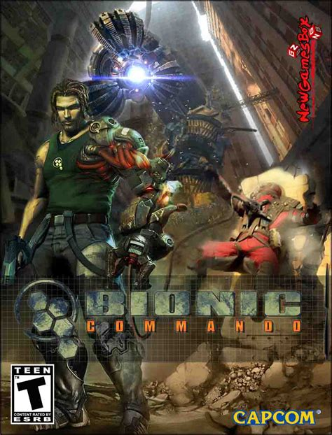 commando full version game free download bionic commando free download full version pc game setup