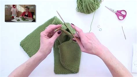 learn to knit a sweater learn to knit a raglan sweater toddler tunic part 4