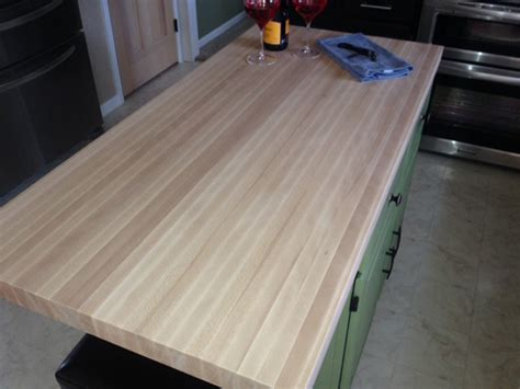 Beech Wood Countertop beech butcher block countertops country mouldings