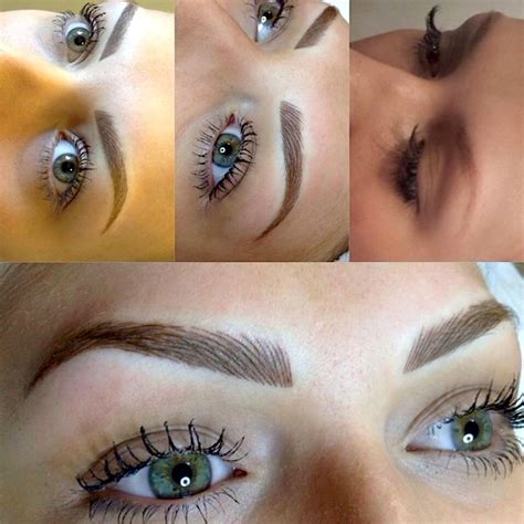 million dollar tattoo permanent eyebrows eyebrow exle 1 permanent