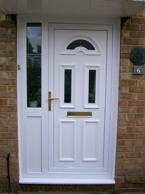 Upvc Front Door Panels How To Fit A Upvc Front Door How To Fit Upvc Door And Frame Squaring Frame Upvc Doors Newlook