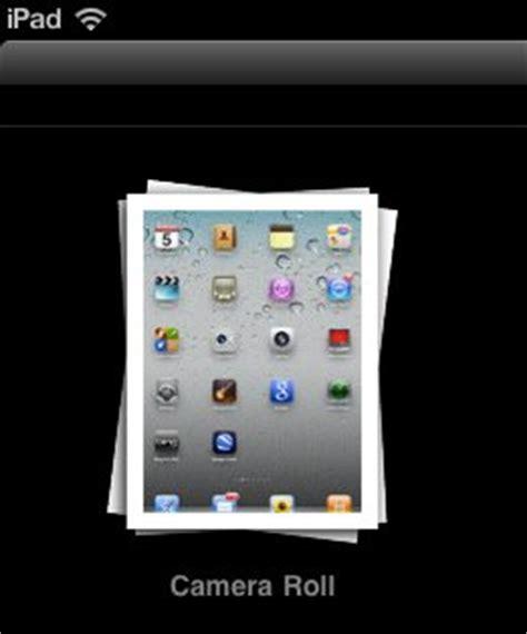 ipad wallpaper camera roll how to take a screenshot on ipad or iphone