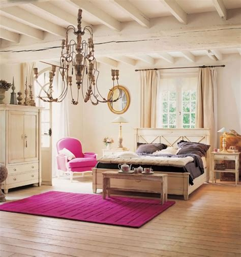 fuschia home decor apartment country bedroom design with fuschia area rugs