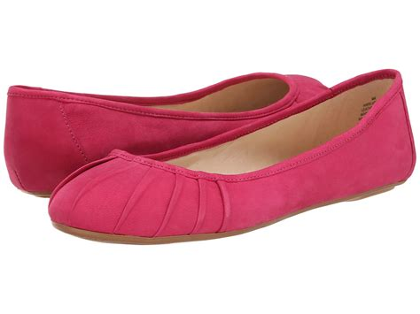 pink flat shoes upc 653873706359 nine west blustery pink nubuck
