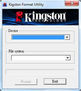 flash disk format software free download download kingston format tool online flash drive repair