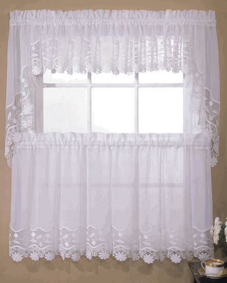 curtains galore seville curtains style 263 embroidered organza macrame