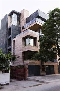 cuboid house new delhi residence new friends colony