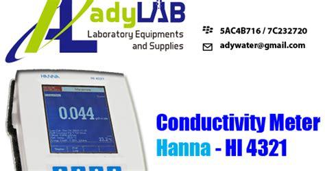 Tds Meter Di Surabaya berapa harga conductivity meter di surabaya ady lab