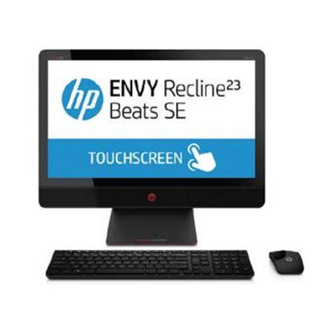 hp envy recline beats ordinateur hp envy recline 23 m210ef touchsmart beats se