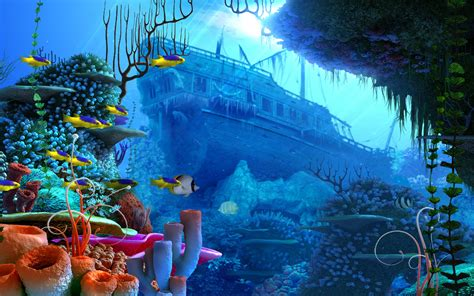 free wallpaper underwater scene underwater wallpapers wallpaper cave
