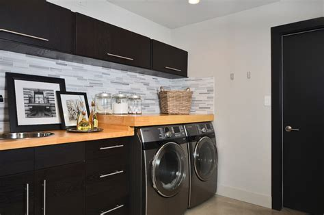 Modern Laundry Room Decor Dawna Jones Design