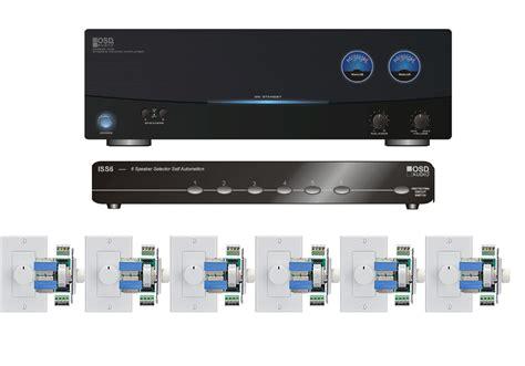 best multi room audio 6 zone multi room audio kit for housewide audio