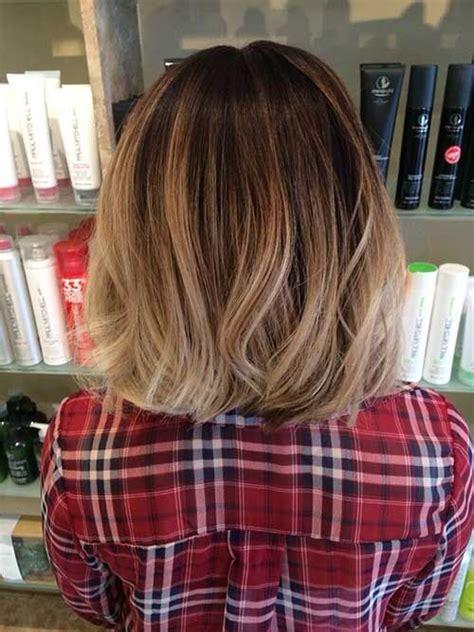 ombre for shorter hair 35 new blonde ombre short hair http www short