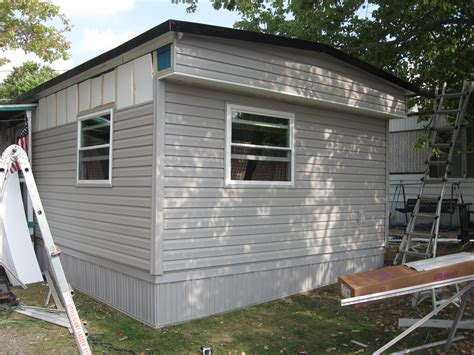 trailer house siding mobile home siding machose contracting allentown pa