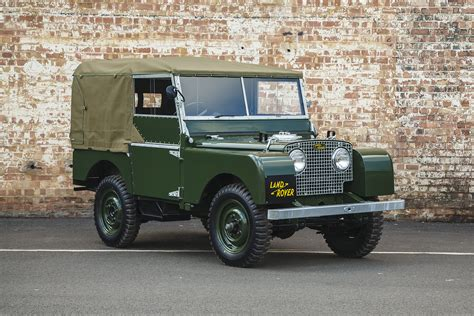 series 1 land rovers for sale the land rover series 1 is coming back with 1948 factory
