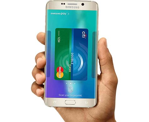 S6 Samsung Pay Activate Samsung Pay Get A Free Wireless Charging Pad Phonedog