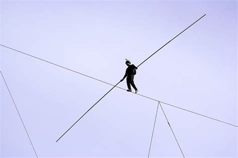 tight rope mydownwarddog celebrating s yogic moments on and
