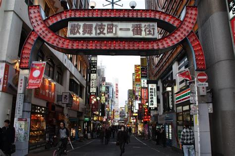 japan red light district tokyo kabuki cho tokyo s red light and entertainment district