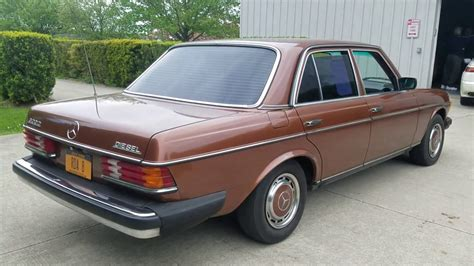 1978 Mercedes 300d by 1978 Mercedes 300d Diesel For Sale Original Extremely Low