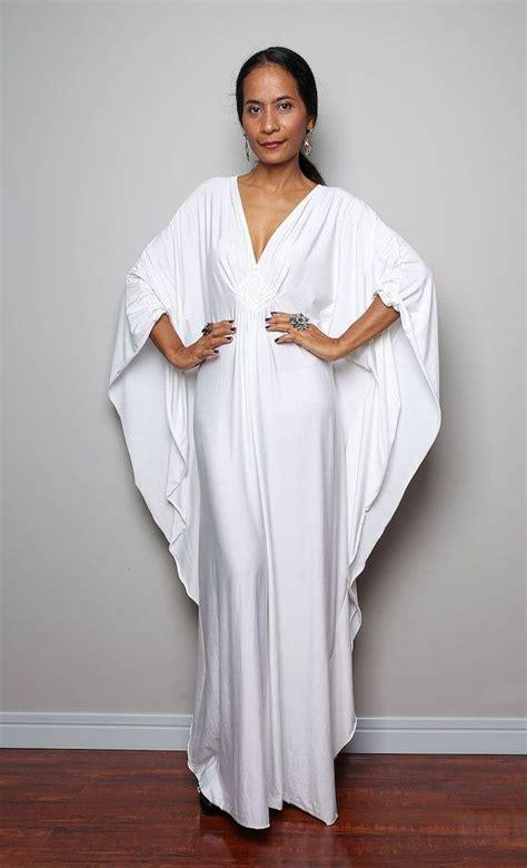 Kaftan White white maxi dress kaftan kimono butterfly dress funky