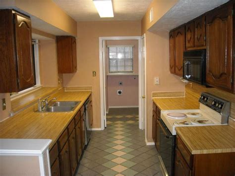 galley kitchen for sale corridor style kitchen photos