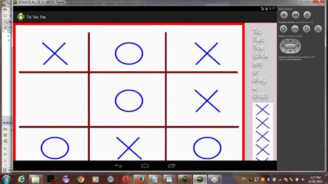 Android Tutorial Tic Tac Toe | android studio tic tac toe game tutorial robert metcalfe