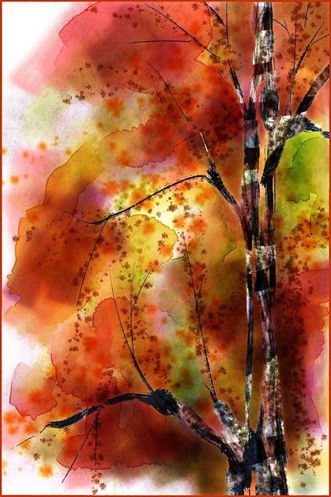 watercolor tutorial corel painter corel painter 12 watercolor classes skip allen paints