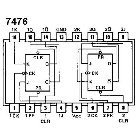wiring hc integrated   vcc pin