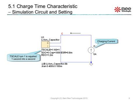 capacitor esr simulation li ion capacitor model simplified model ltspice version
