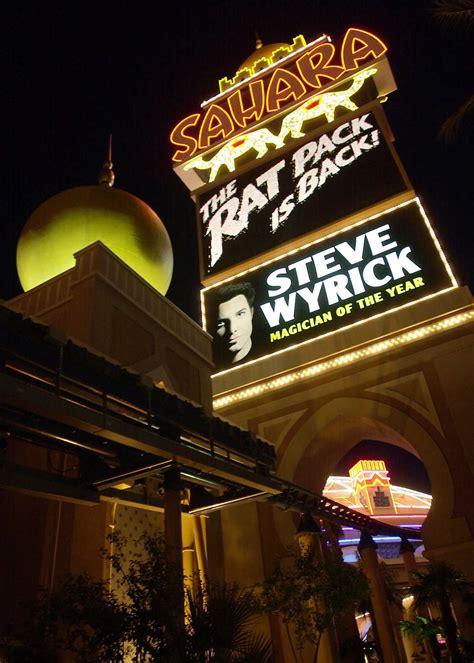 sahara hotel casino closing  las vegas strip