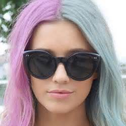 cool colored hair 35 cool hair color ideas to try in 2016 thefashionspot