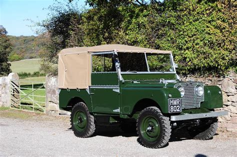 series 1 land rover for sale land rover series 1 80 quot 1952 fully restored hmr 802