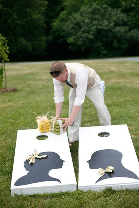 10 ways make your wedding fun