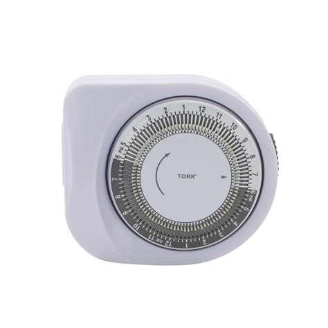 timer light switch amazon tork 401a 24 hour mechanical light timer wall timer