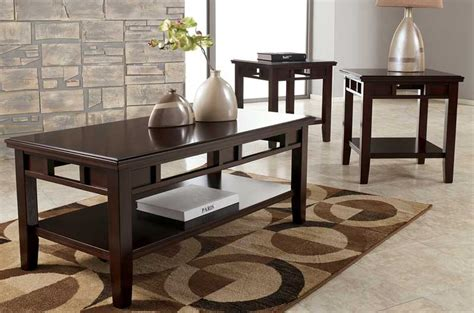 Coffee Table End Table Set Coffee Table Extraordinary Coffee And End Tables Sets Coffee And End Tables Sets Brown Wooden