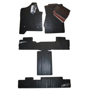 gmc yukon denali all weather floor mats 2015 2017