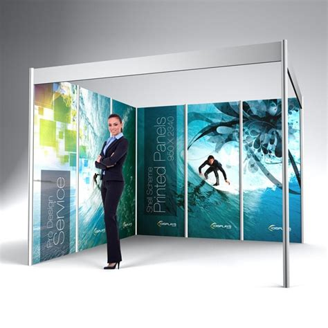 graphic panels shell scheme printed wall graphics