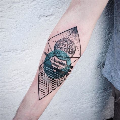 geometrical tattoo geometric best ideas gallery