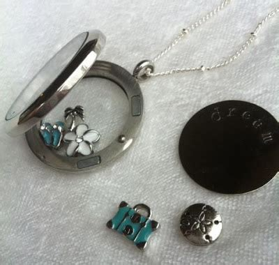 How To Open An Origami Owl Locket - design a locket tell your story