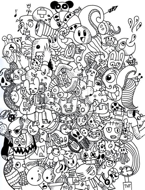 doodle monsters 1000 images about doodles on