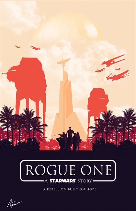 minimalist wars poster wars posters minimalist rogue one on inspirationde