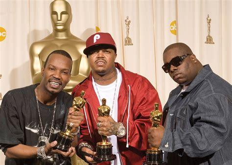 Three 6 Mafia Are Back Academy Award Winners by Three 6 Mafia Details The Of Oscar Win Being Turned