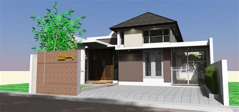 Rumah Modern Di Malang ideanusantara konsultan jasa arsitek desain interior