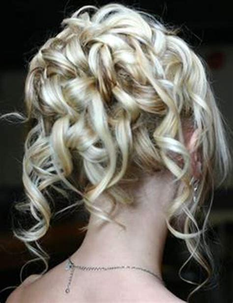 Wedding Hair Updo Curly by Hair Updos Curly Haircuts